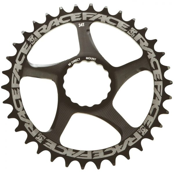 Race Face 28T Chain Ring - Black