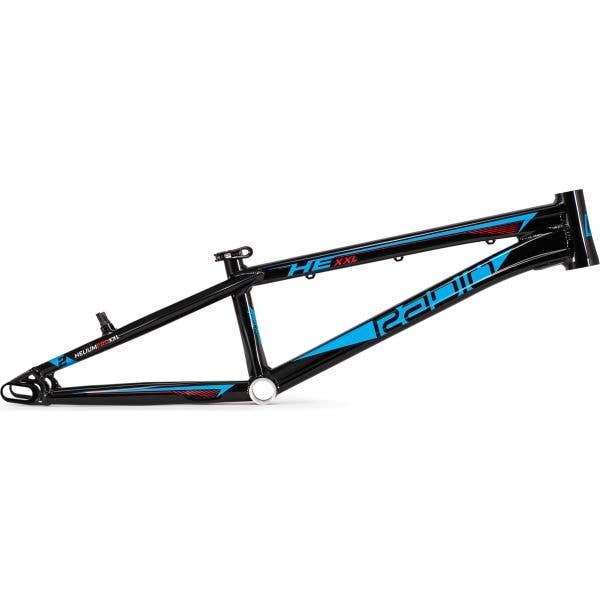 Radio Raceline Helium Pro XXL 21.7'' BMX Frame - Black