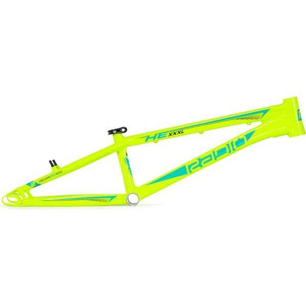 Radio Raceline Helium Pro XXXL 22.25'' BMX Frame - Neon Yellow