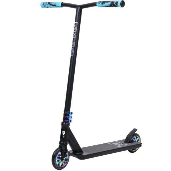 Rampage R3 Stunt Scooter - Black/Neochrome
