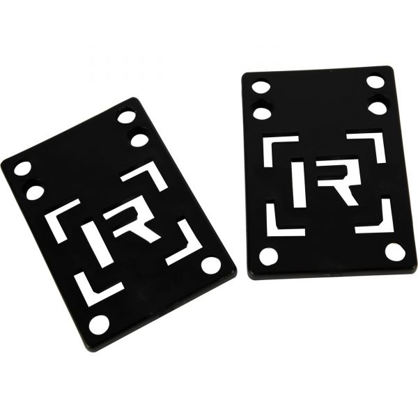 Rampage Riser Pads - Black