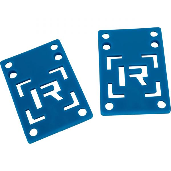 Rampage Riser Pads - Blue