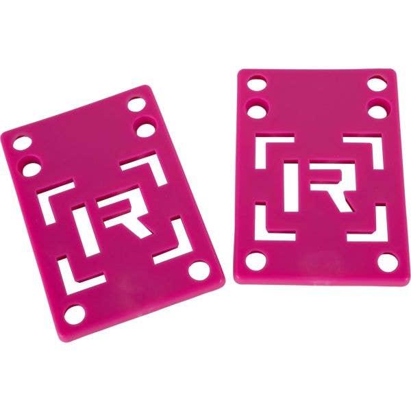 Rampage Riser Pads - Pink