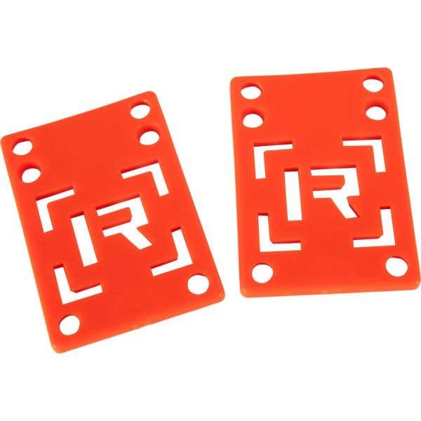 Rampage Riser Pads - Red
