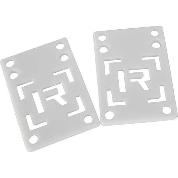 Rampage Riser Pads - White