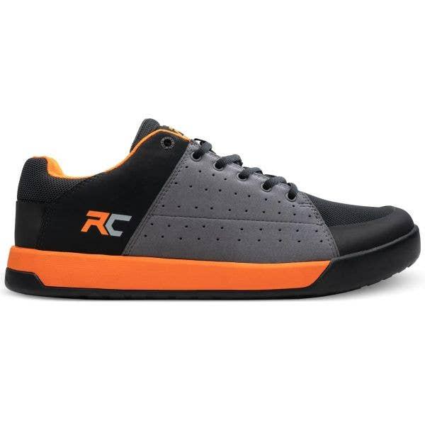 Ride Concepts Livewire MTB Shoe - Charcoal/Orange