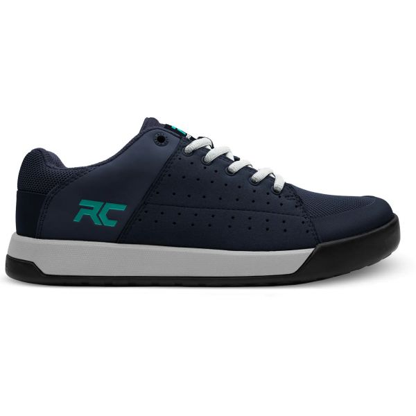 Ride Concepts Livewire Womens MTB Shoe - Navy/Teal