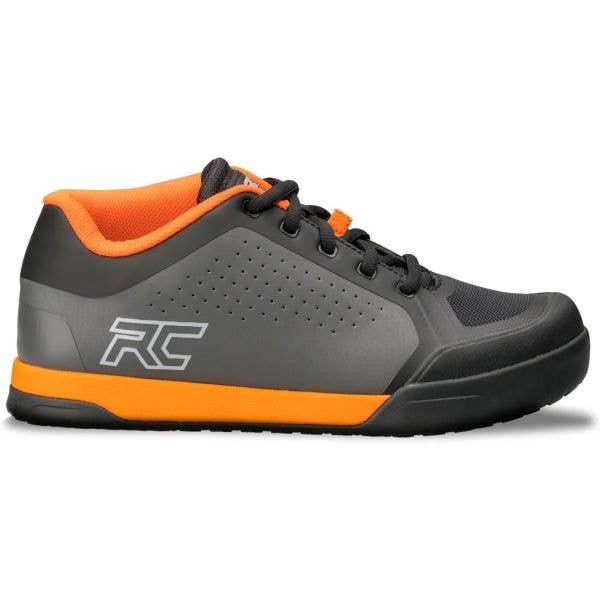 Ride Concepts Powerline MTB Shoe - Charcoal/Orange
