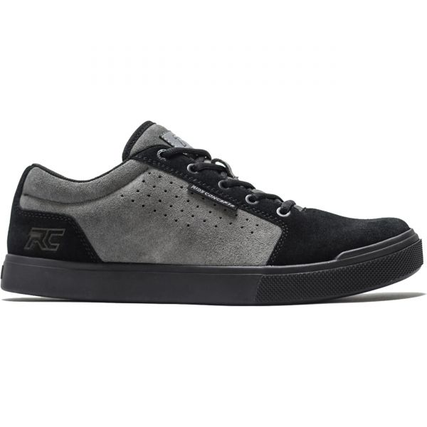 Ride Concepts Vice MTB Shoe - Charcoal/Black