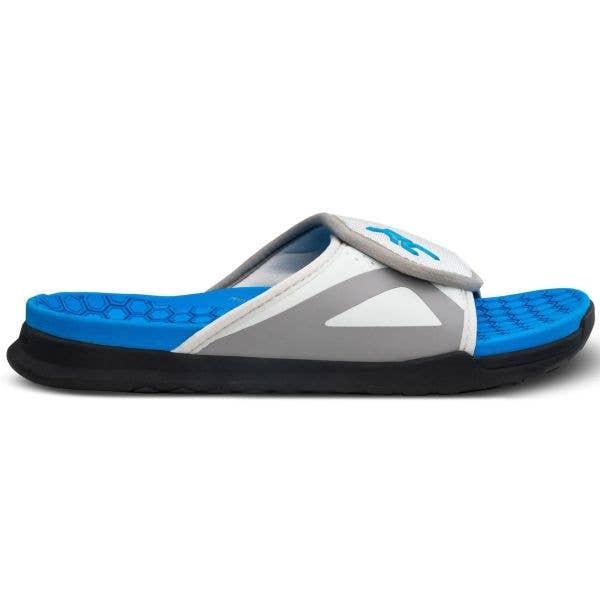 Ride Concepts Coaster Womens Sandals - Light Grey/Blue UK 4