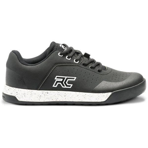 Ride Concepts Hellion Elite Womens MTB Shoes - Black/White