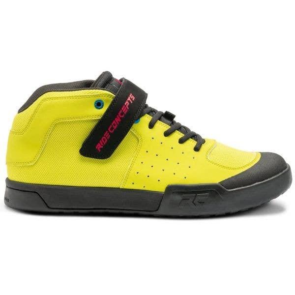Ride Concepts Wildcat Sam Pilgrim MTB Shoes - Lime