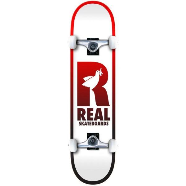 Real Be Free Complete Skateboard - 7.3''