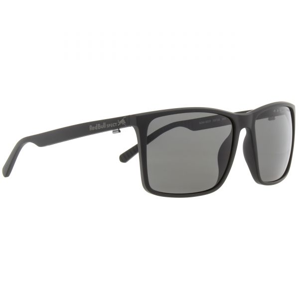 Red Bull SPECT Eyewear Bow Sunglasses - Matt Black/Smoke