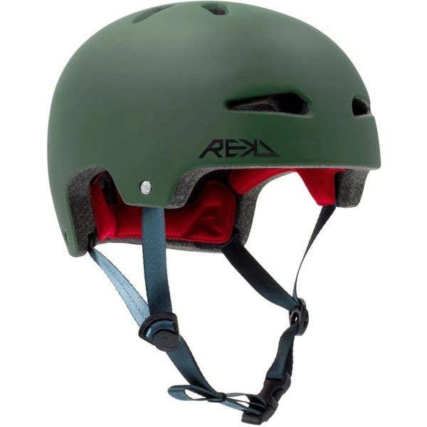 REKD Ultralite In-Mold Helmet - Green