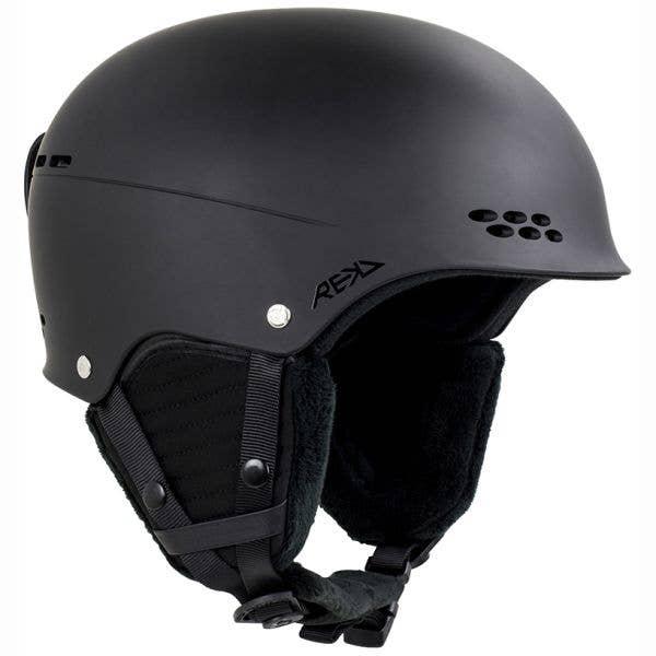 REKD Sender Snow Helmet - Black (S-XL)