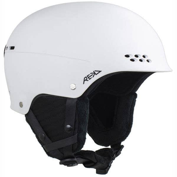 REKD Sender Snow Helmet - White (S-XL)