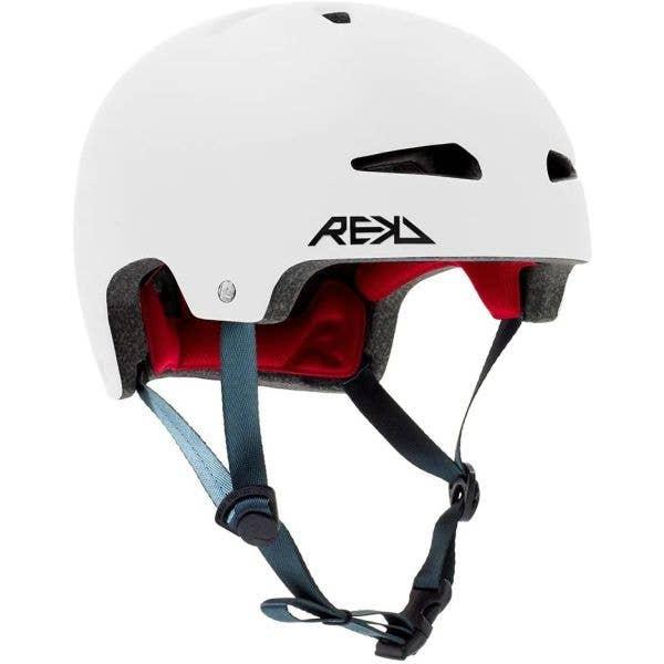 REKD Ultralite In-Mold Helmet - White