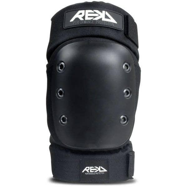 REKD Pro Knee Pads - Black