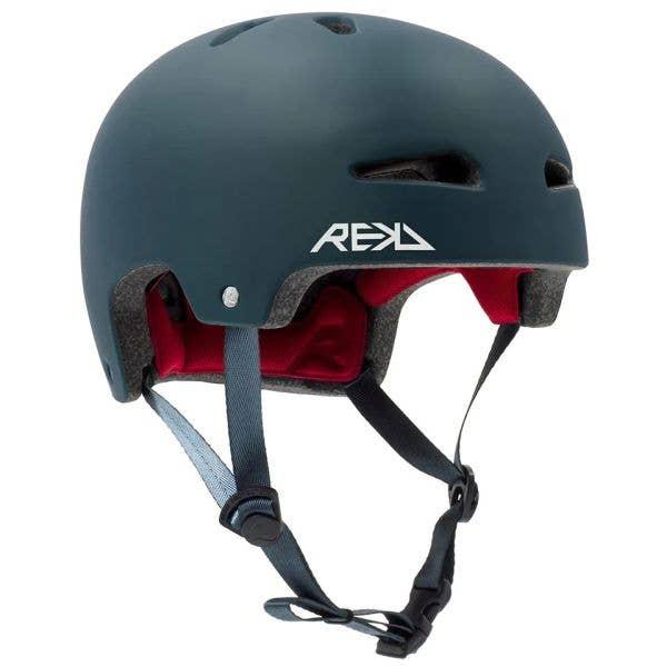 REKD Junior Ultralite In-Mold Helmet - Blue