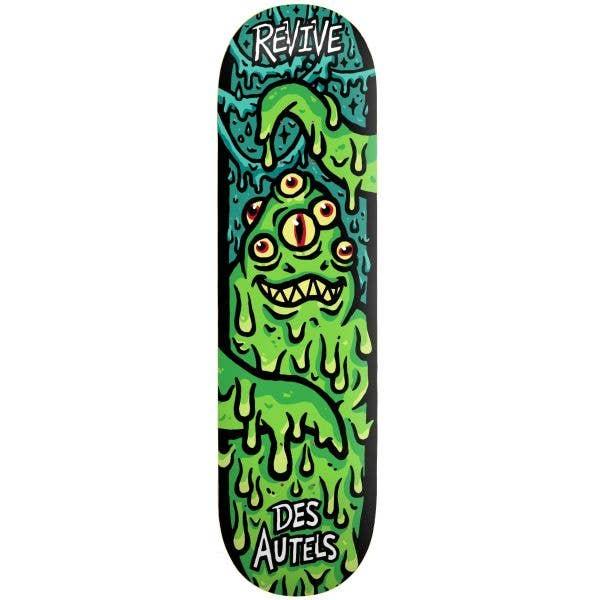 ReVive Doug Autels Ooze Skateboard Deck 8.5''