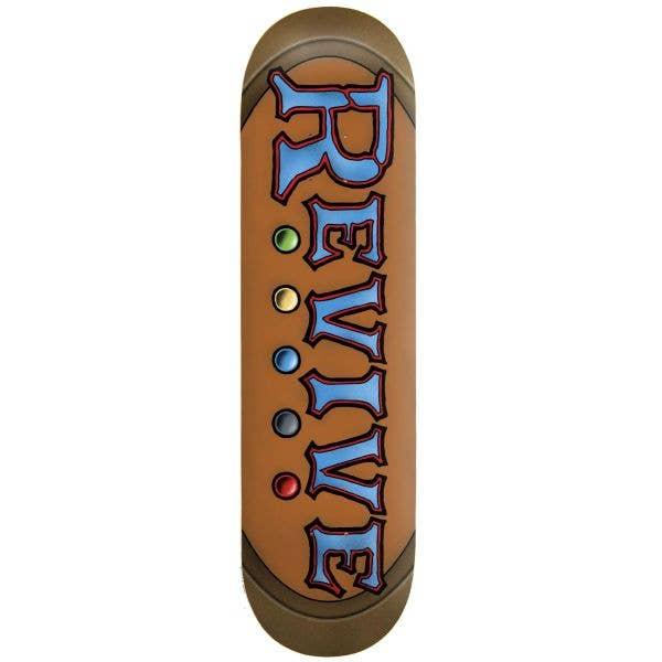 ReVive Get Together Skateboard Deck 8.25''