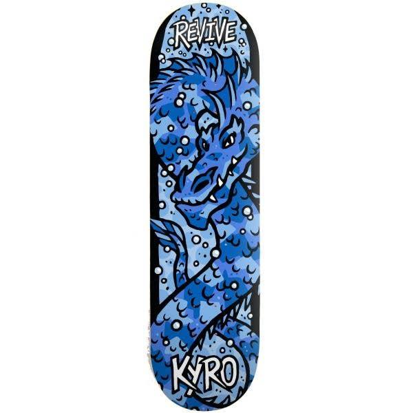 ReVive Kyro Serpent Skateboard Deck 8.25''