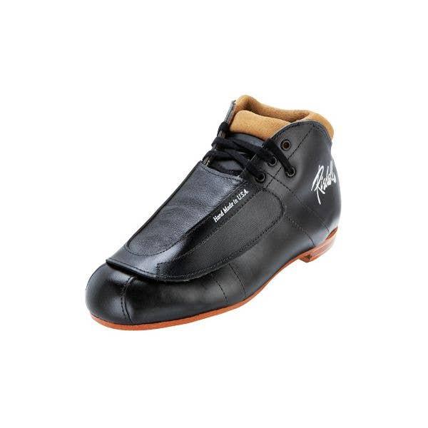 Riedell 965 Derby Boot - Black - Width D/B