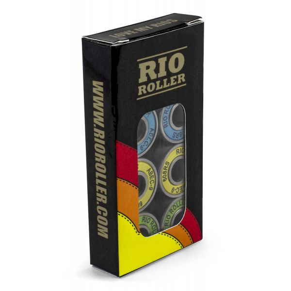 Rio Roller Precision ABEC 9 Skate Bearings