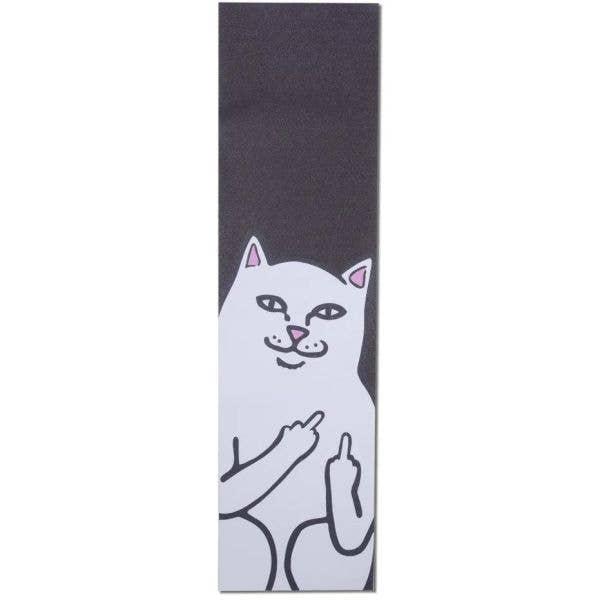 RIPNDIP Lord Nermal Skateboard Grip Tape - Black