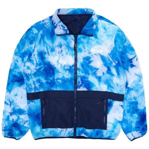 RIPNDIP Bad Trips Reversible Jacket - Navy Blue