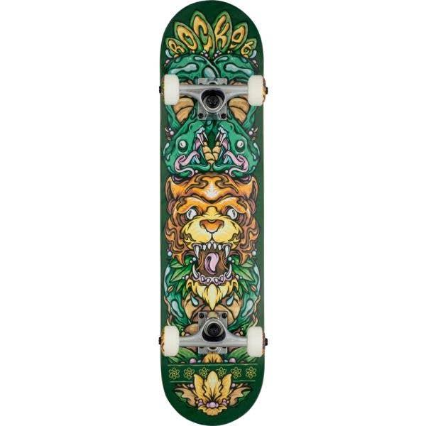 Rocket Pile Up Complete Skateboard - Wild 7.5''