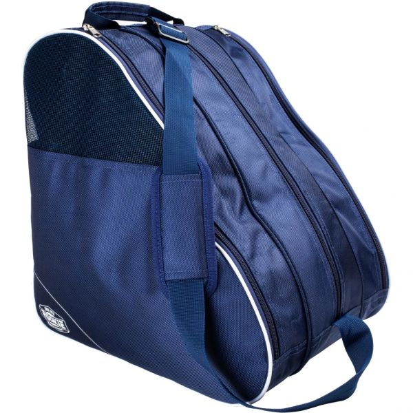 Rookie Compartmental 35L Skate Bag - Navy/White