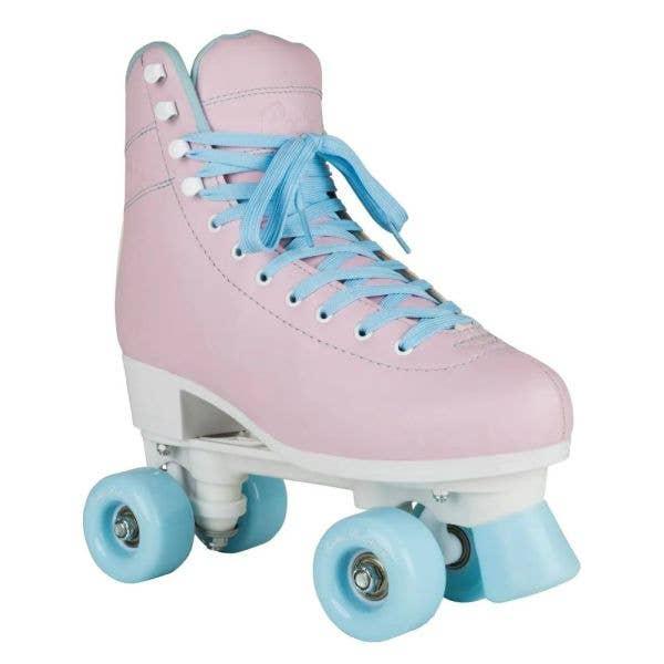 Rookie Bubblegum Quad Roller Skates - Pink