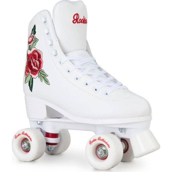 Rookie Rosa Quad Roller Skates - White