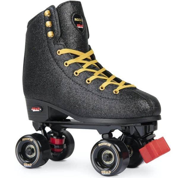 Rookie Bump Rollerdisco Quad Roller Skates - Black