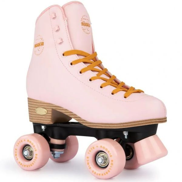 Rookie Classic 78 Quad Roller Skates - Pink
