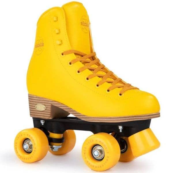 Rookie Classic 78 Quad Roller Skates - Yellow