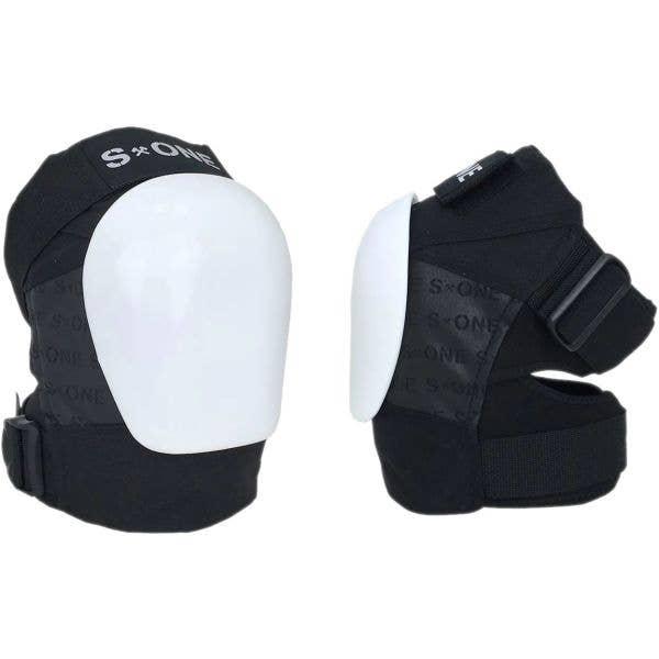 S1 Pro Gen 3 Knee Pads - Black/White