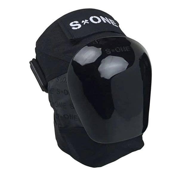 S1 Pro Knee Pads - Black/Black