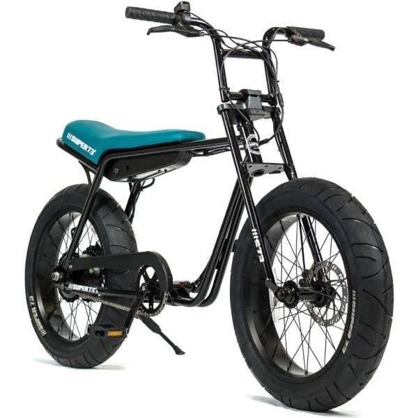 Super73-ZG Electric Bike - Jet Black