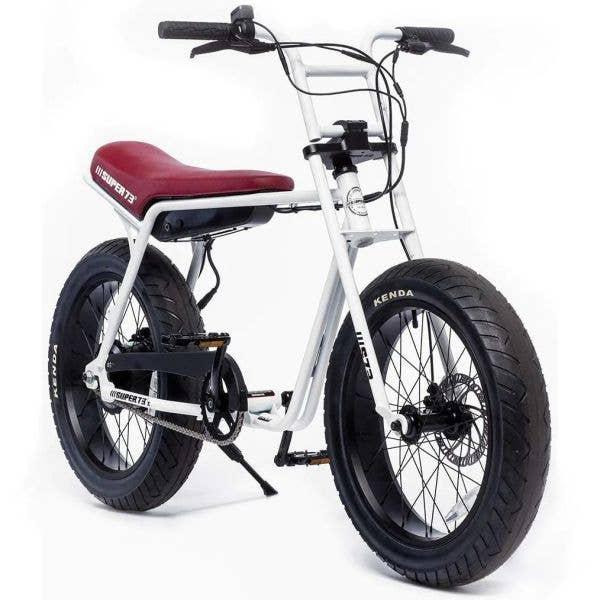 Super73-ZG Electric Bike - White