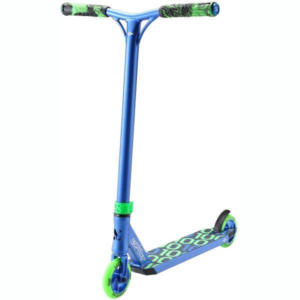 Sacrifice Flyte 100 V2 Stunt Scooter - Blue/Green