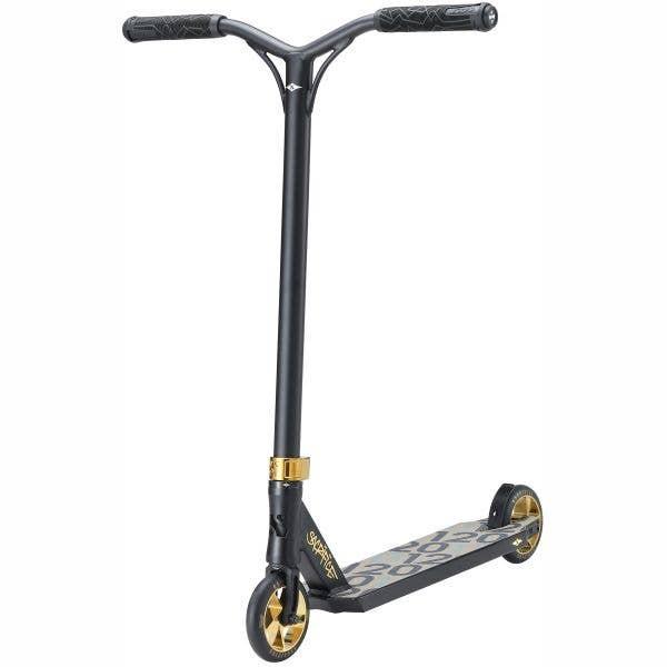 Sacrifice Flyte 120 V2 Stunt Scooter - Black/Gold