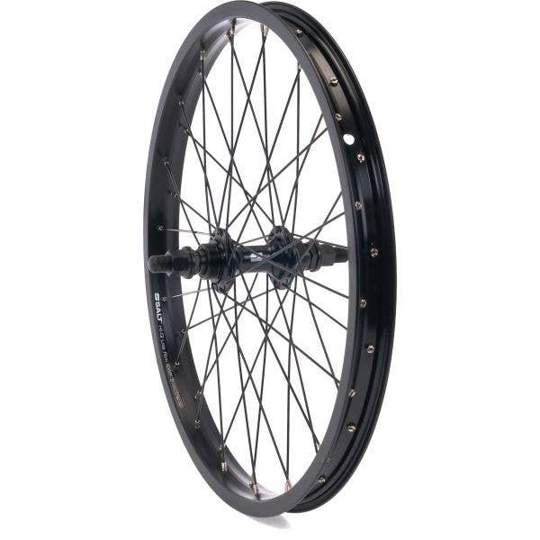 Salt Rookie Freewheel 20'' 36H BMX Wheel - Black
