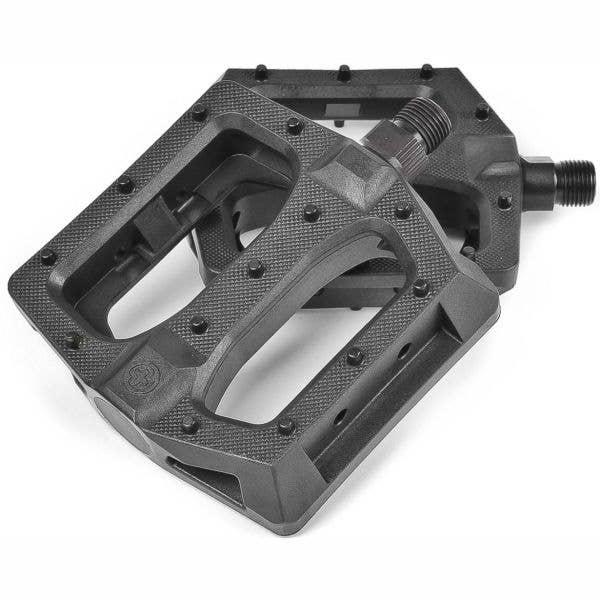 Saltplus Stealth Sealed BMX Pedals - Black