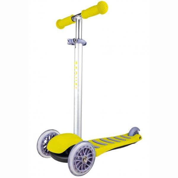 Sequel Nano Junior 3 Wheeled Scooter - Yellow