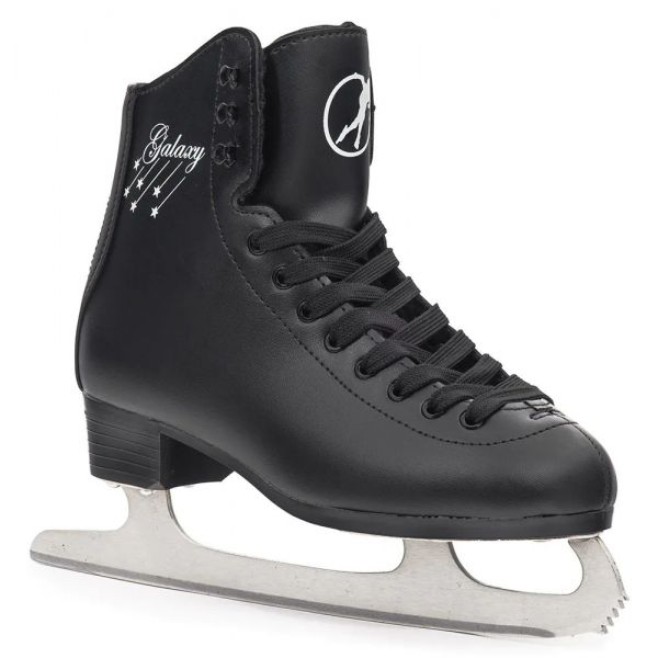 SFR Galaxy Ice Skates - Black