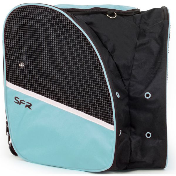 SFR Skate Backpack - Black/Mint