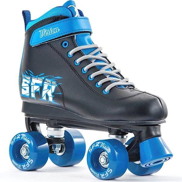 SFR Vision II Quad Roller Skates - Blue